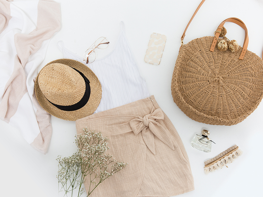 Shorts, Bag, Hat and Accessories