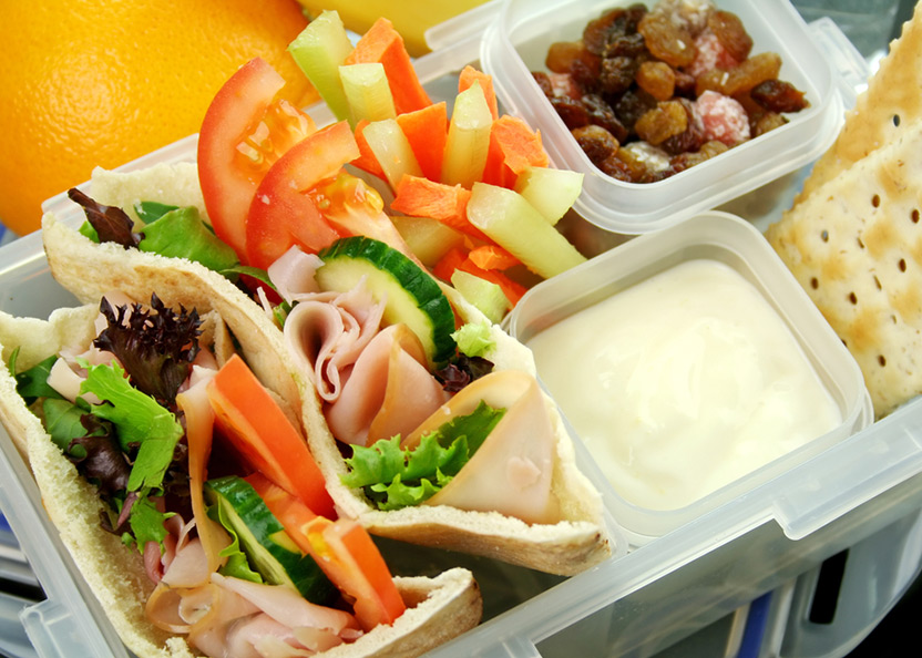 12 healthy lunch box ideas