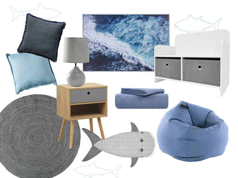 Shark Decor Products