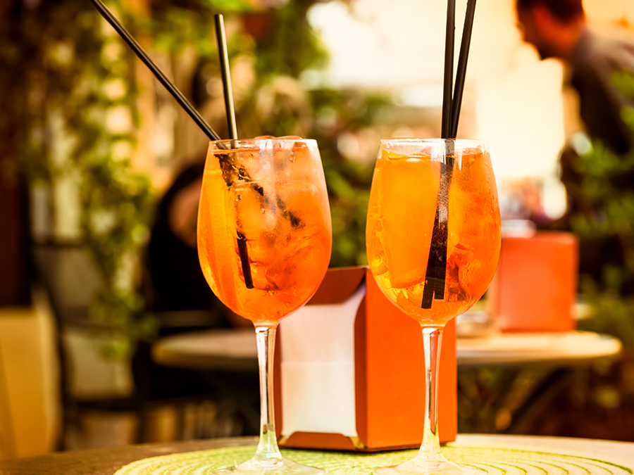Spritz Up Your Summer With These Cocktails