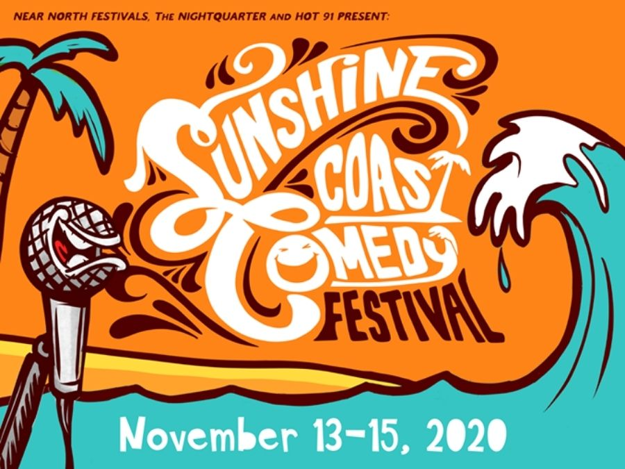 Sunshine Coast Comedy Festival