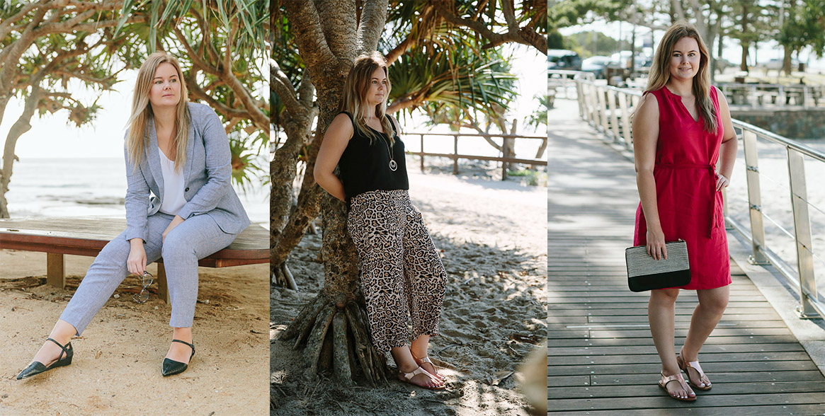 Caloundra fashion blog evening