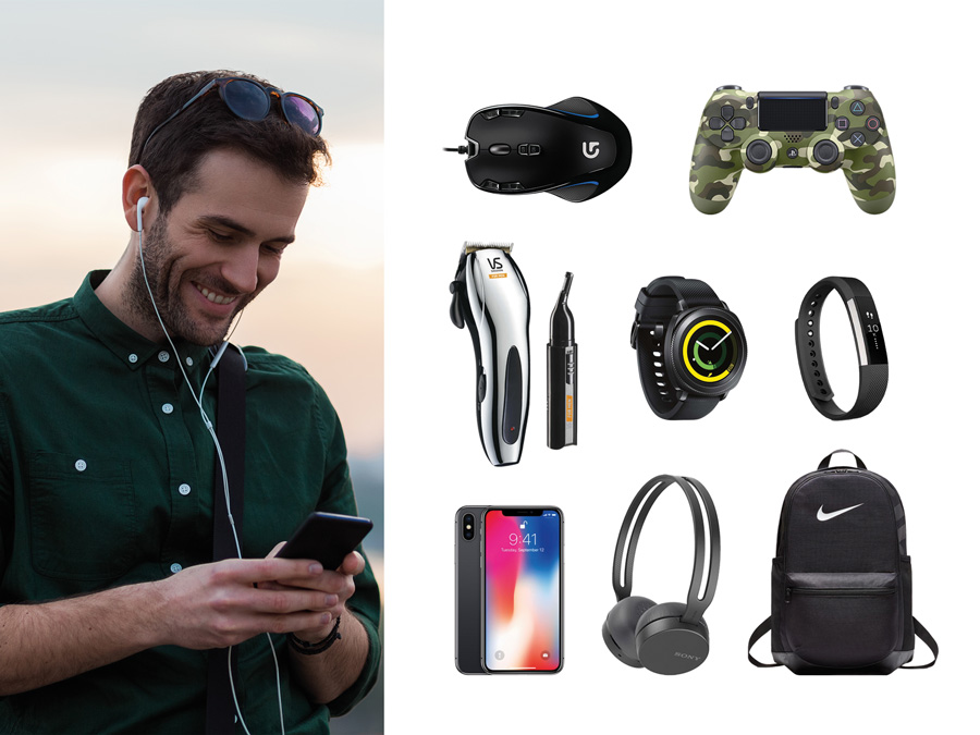 Stockland Merrylands Father's Day Gift Ideas Gadget Guru
