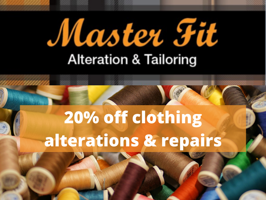 Master Fit Alterations