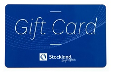 Former Stockland Gift Cards