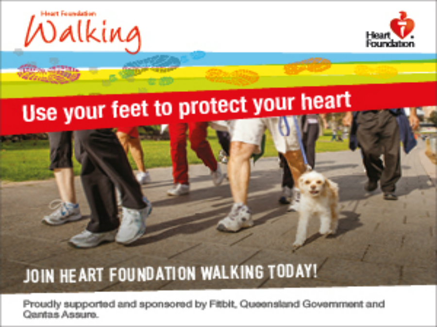 Heart Foundation Walking Group